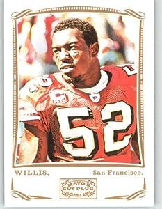 Patrick Willis - San Francisco 49er