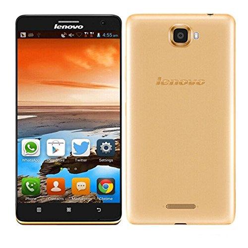 Lenovo S856 Smartphone 4G Lte 5.5 Inch Msm8926 Quad Core Android 4.4 Gold