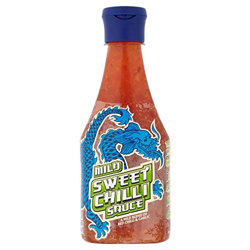 Blue Dragon Dipping Sauce - Sweet Chilli Mild (380g) - Pack of 2
