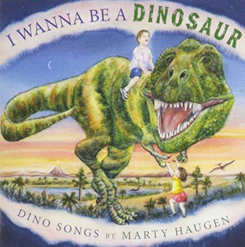 CD : MARTY HAUGEN - I Wanna Be A Dinosaur