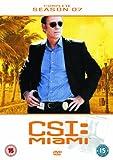 echange, troc CSI: Crime Scene Investigation - Miami - Complete - Season 7 [Import anglais]