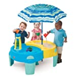 Step2 Shady Oasis Sand & Water Play T...