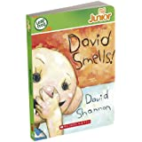 LeapFrog Tag Junior Book: David Smells