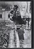 img - for Debating Women's Equality: Toward a Feminist Theory of Law from a European Perspective book / textbook / text book