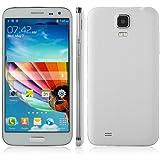 "Star G9000 S5 MTK6592 1.7GHz Octa core phone 5.2 ""1920 x 1080 Pixel FHD touch screen capacitivo Android 4.2 2G RAM + 16G ROM da 8 megapixel della fotocamera Dual SIM 3G WCDMA sbloccato Smartphone (bianco)"