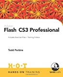 Todd Perkins Adobe Flash CS3 Professional Hands-on Training (Lynda Weinman's Hands-On Training)