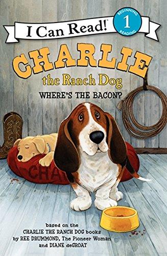 Charlie the Ranch Dog: Where's the Bacon? (I Can Read. Level 1)