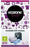 Ecozone 2 Ecoballs 240 Balles de Lavage
