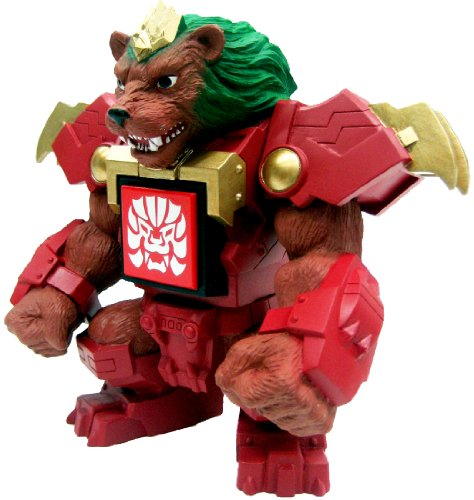 BS29 Beast Sofubi Collection 01 Raioga - 1
