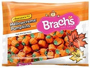 Brach's Mellowcreme Pumpkins 21oz Bag