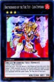 Yu-Gi-Oh! - Brotherhood of the Fire Fist - Lion Emperor (CBLZ-EN099) - Cosmo Blazer - 1st Edition - Super Rare