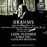 Brahms : Concertos pour piano N° 1 & 2