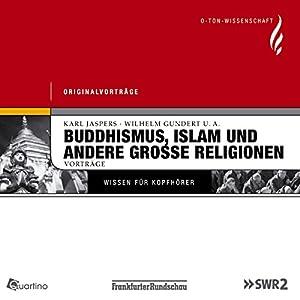 Buddhismus, Islam und andere grosse Religionen Hörbuch