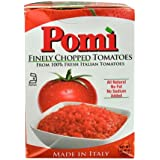 Pomi Finely Chopped Tomatoes, 26.46 Ounce (Pack of 12)