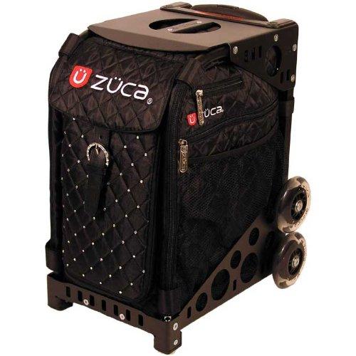 Zuca-Sport-Artist-Case-with-Black-Frame-Mystic-Black-Sport-Insert-Bag-and-Vinyl-Pouches