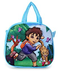 Funny Teddy Cute lightweight School carry Bag For Kids with Exclusive 3D effect ;Use as Travelling Bags, Carry Bag, Picnic Backpack, Teddy Bag for children boy girl unisex;Perfect Birthday Gift Idea (Multi Color)