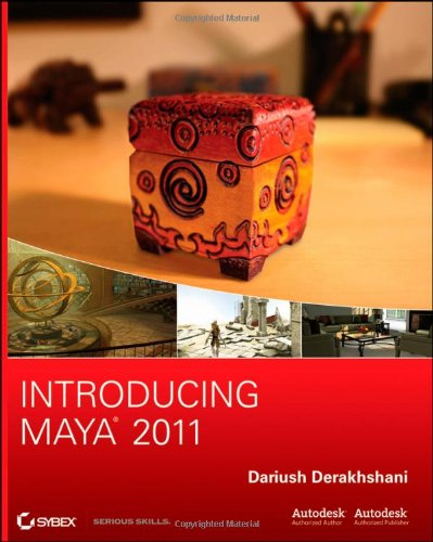 Introducing Maya 2011