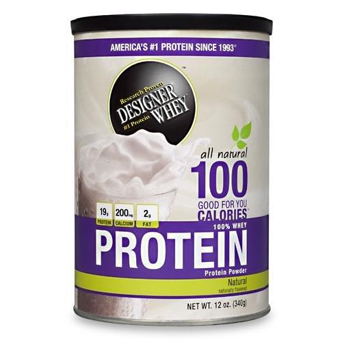 Designer Protein Nat 12.2oz 12 Powders