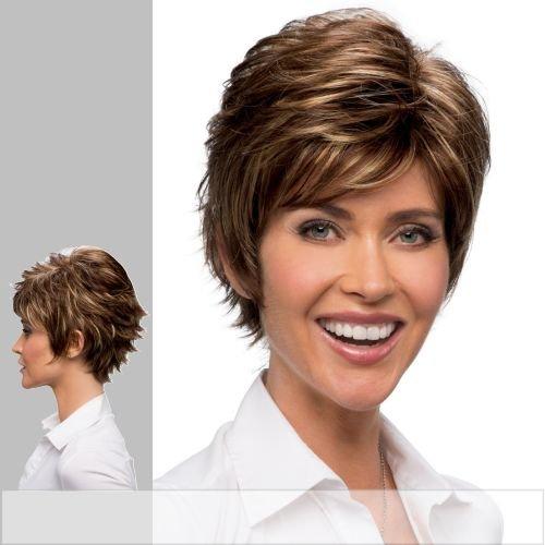 HEIDI (Estetica Design) - Synthetic Full Wig in R12_26H images
