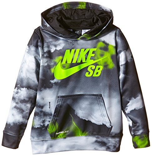 nike sb all over print therma fit sweat shirt. Black Bedroom Furniture Sets. Home Design Ideas