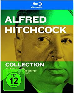 Alfred Hitchcock Collection: inkl. 3D-Fassung von 'Bei Anruf Mord' (Exklusiv bei Amazon.de) [3D Blu-ray]
