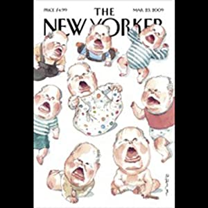 The New Yorker, March 23rd, 2009 (Ron Chernow, Jeffrey Toobin, John McPhee) | [Ron Chernow, Jeffrey Toobin, John McPhee]