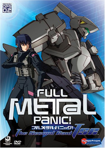 Full Metal Panic! The Second Raid - Tactical Ops 02