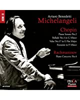 Chopin: Piano Sonata No. 2 ; Rachmaninov : Piano Concerto No. 4