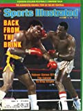 Sports Illustrated November 16 1981 Larry Holmes & Renaldo Snipes on Cover, Minnesota Vikings, Clemson Football, Michael Spinks, John Elway/Stanford, George Plimpton Article at Amazon.com