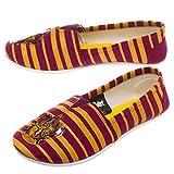 Harry Potter Gryffindor Slip On Shoes (Small, Gryffindor)