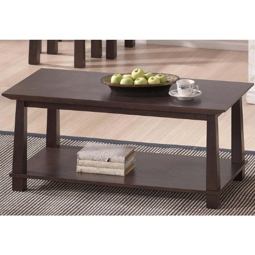 Brown Coffee Table by Wholesale Interiors