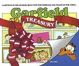 The Garfield Treasury (Turtleback School & Library Binding Edition) (0881033537) by Davis, Jim