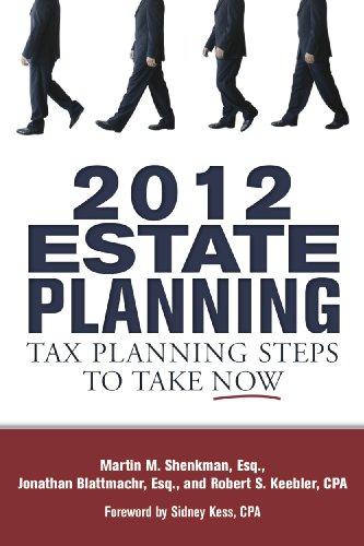 2012-estate-planning-english-edition