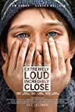 EXTREMELY LOUD AND INCREDIBLY CLOSE DOUBLE-SIDED ADVANCE 27X40 ORIGINAL POSTER
