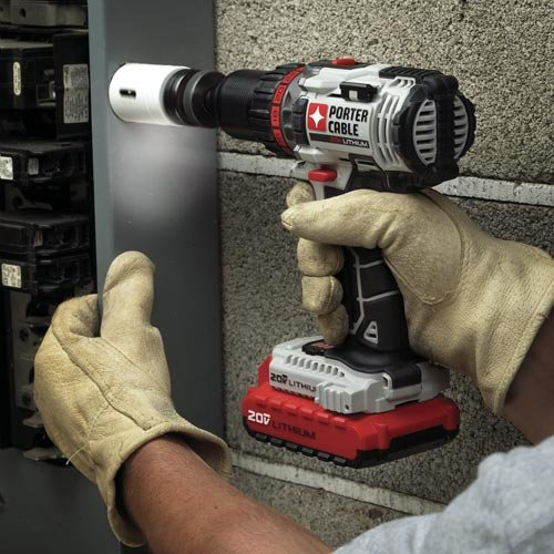 PORTER-CABLE PCCK602L2 20V MAX Lithium 2 Tool Combo Kit via Amazon