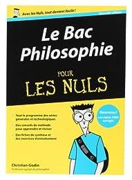 Le  bac philosophie