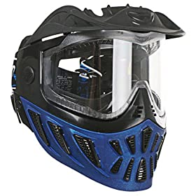 JT Reaper Single Paintball Goggles - Blue