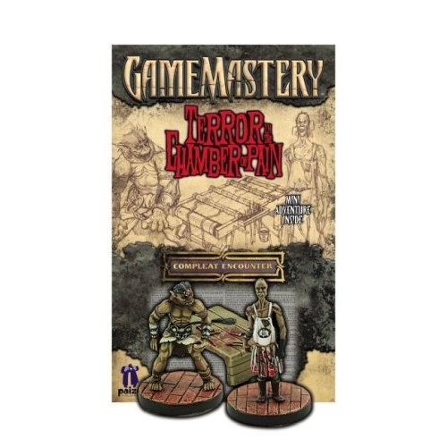 Game Mastery Terror in the Chamber of Pain: Compleat Encounter