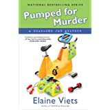 Pumped For Murder: A Dead-End Job Mystery ~ Elaine Viets