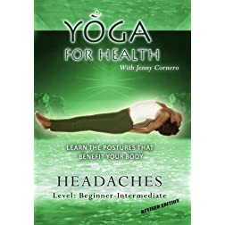 "Yoga for Health DVD ""Headaches"""