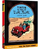 The Adventures of Tintin: Au Pays de L'or noir/Vol 714 Pour Sydney (Bilingual)