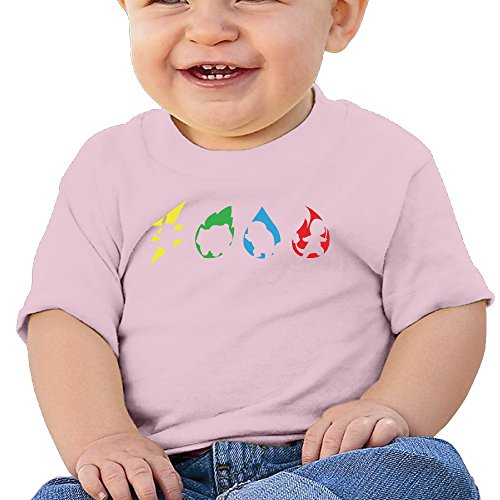 Cartoon Characters That Start With R : Pokemon characters japanese animation unisex baby t shirt pink