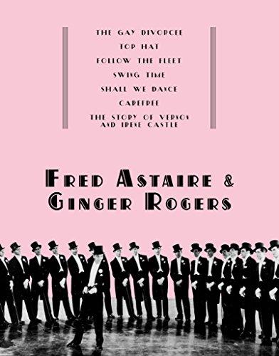 フレッド・アステア&ジンジャー・ロジャース Blu-ray BOX