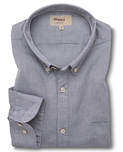 tmlewin-herren-original-fit-gewaschenes-oxford-freizeithemd-marineblau-small