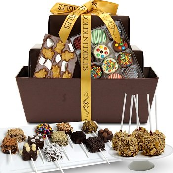 Ultimate Chocolate Snacks Fun Gift Basket