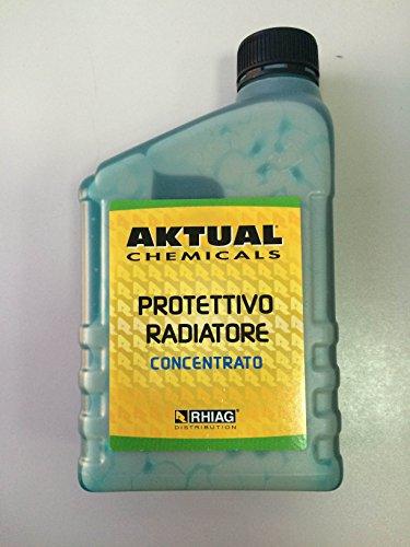 PROTETTIVO RADIATORE VERDE