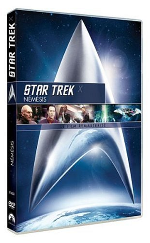 Star Trek - Nemesis [Francia] [DVD]