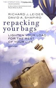 Cover of &quot;Repacking Your Bags: Lighten Yo...