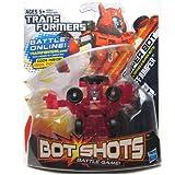 Cliffjumper Transformers Bot Shots Stunts N Speed Series 2 Battle Game Vehicle