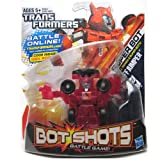 Cliffjumper Transformers Bot Shots Stunts N Speed Series 2 Battle Game Vehicle